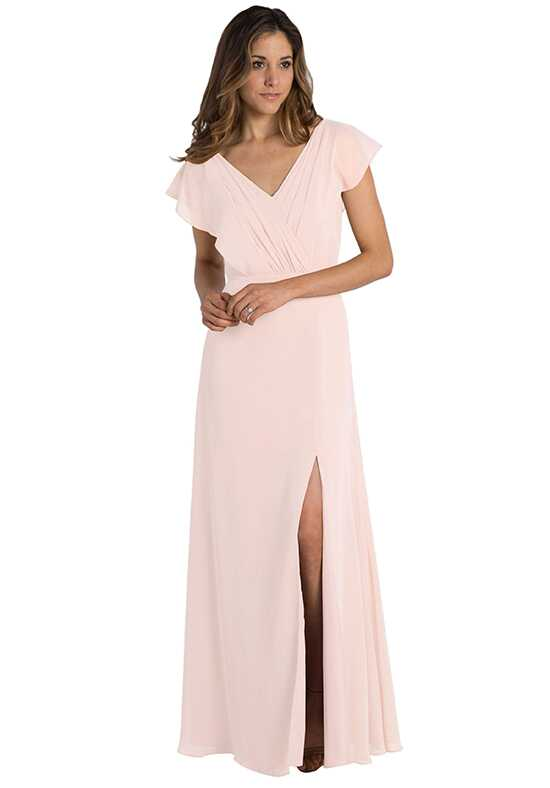 Vow to be Chic Gwen V-Neck Bridesmaid Dress