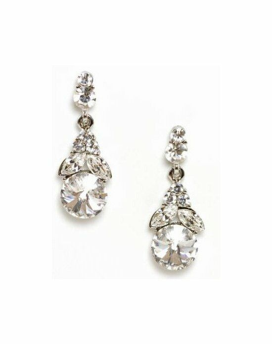 Anna Bellagio INDIRA CRYSTAL EARRINGS Wedding Earring photo