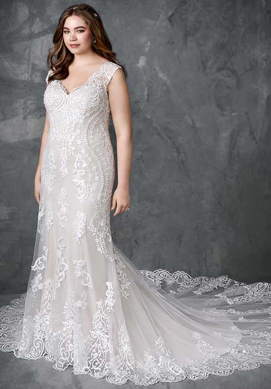 Femme by Kenneth Winston 3414 Mermaid Wedding Dress