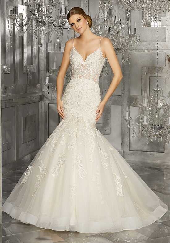 Morilee by Madeline Gardner Mihailia | Style 8176 Mermaid Wedding Dress