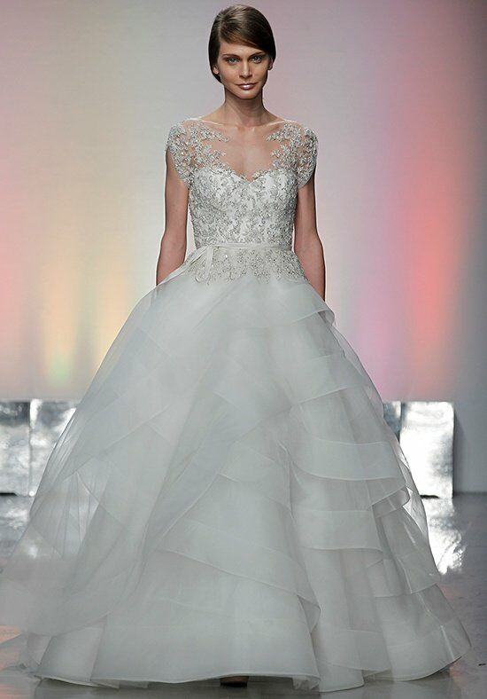 Rivini by Rita Vinieris Angelique Ball Gown Wedding Dress