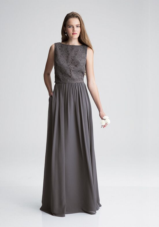 Bill Levkoff 1428 Bateau Bridesmaid Dress