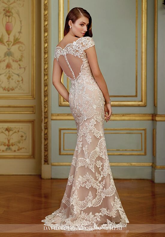 David Tutera For Mon Cheri 117291 Zerrin Wedding Dress - The Knot