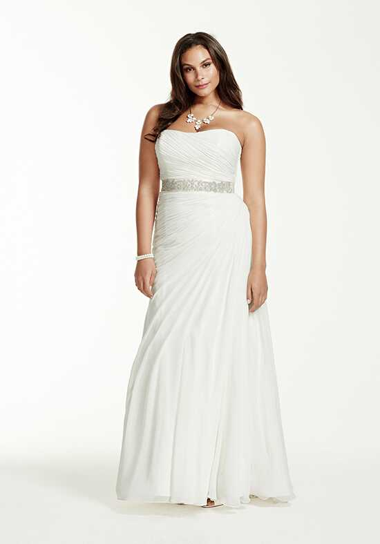 David's Bridal David's Bridal Collection Style 9V3540 A-Line Wedding Dress