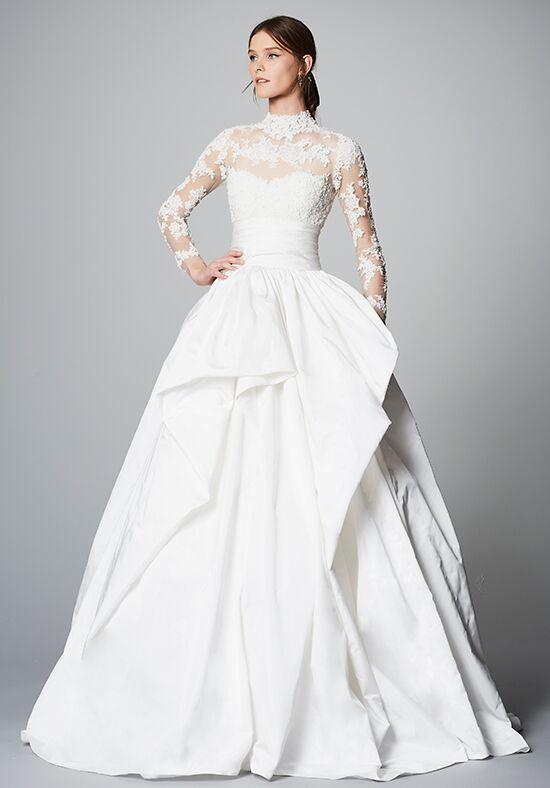Marchesa MIRANDA SS18 Wedding Dress - The Knot