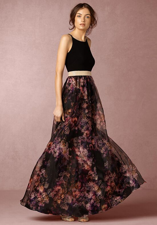 BHLDN (Mother of the Bride) Lore Black Mother Of The Bride Dress