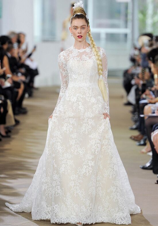 Ines Di Santo Deborah A-Line Wedding Dress