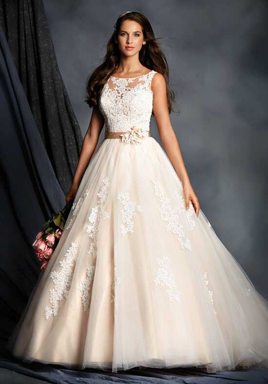 Alfred Angelo Signature Collection 2508 Wedding Dress photo