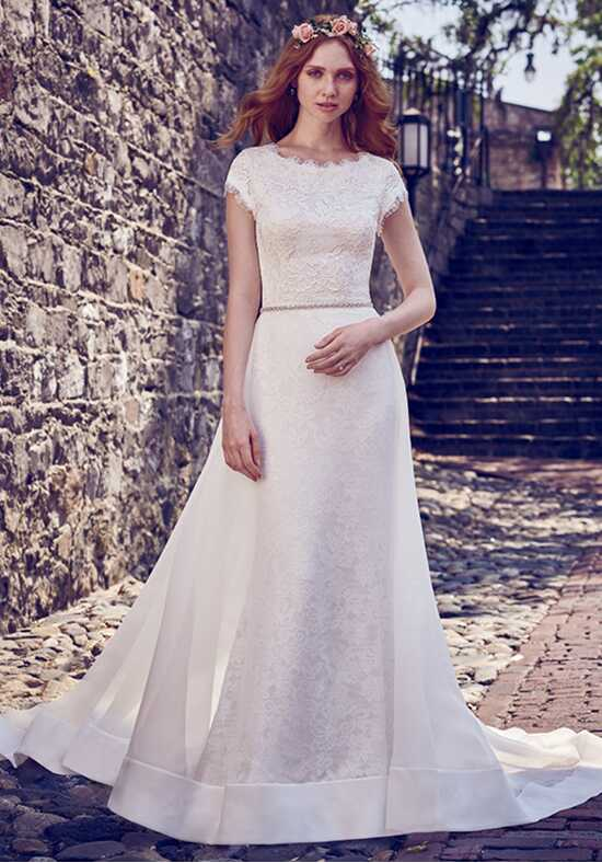 Maggie Sottero Raylene Sheath Wedding Dress