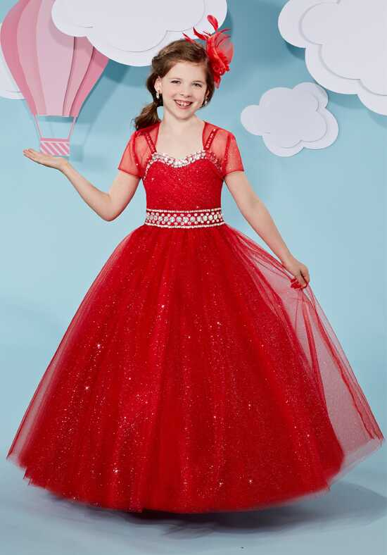 Cupids by Mary's F514 Flower Girl Dress photo