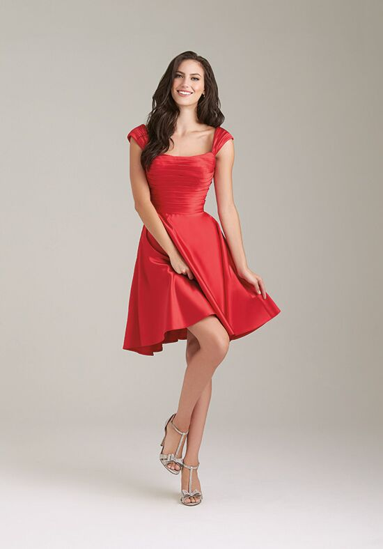 Allure Bridesmaids 1459 Bridesmaid Dress