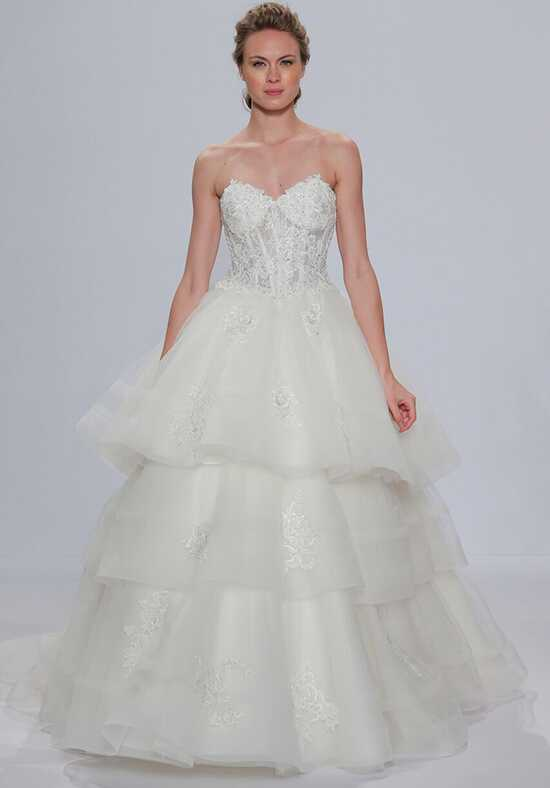 Randy Fenoli 3408 - Bella Ball Gown Wedding Dress