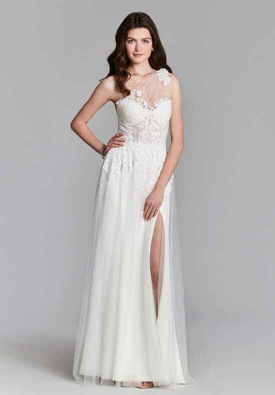 Jim Hjelm 8700 Sheath Wedding Dress
