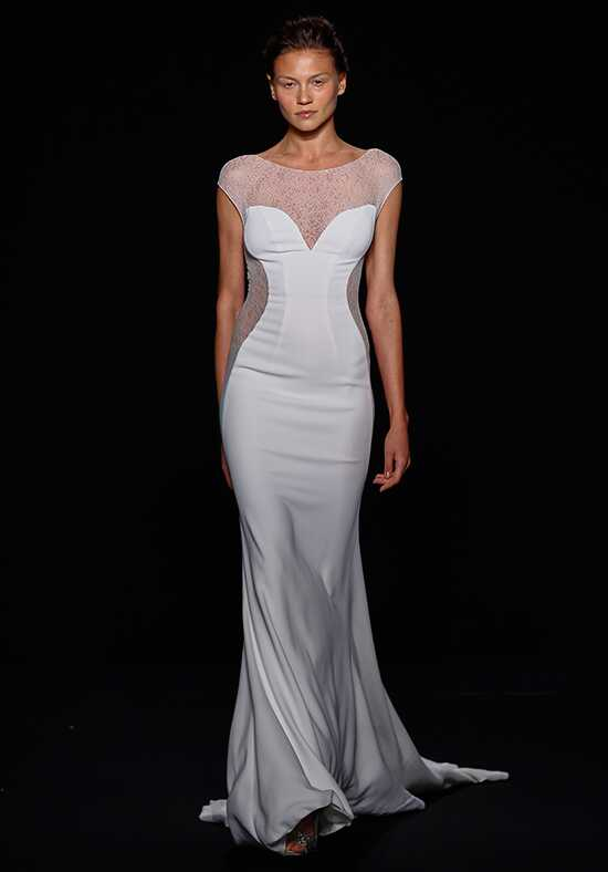 Mark Zunino for Kleinfeld 155 Sheath Wedding Dress