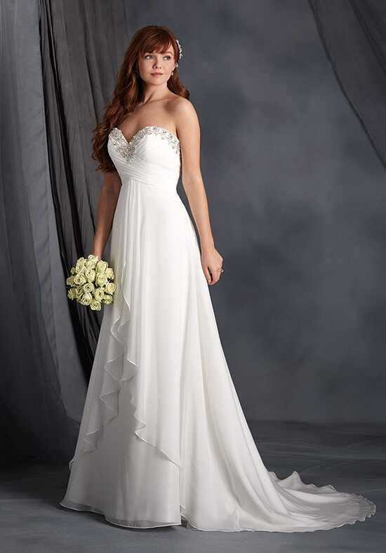 Alfred Angelo Signature Bridal Collection 2564 Wedding Dress photo