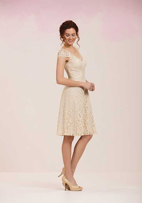 JASMINE P186064K V-Neck Bridesmaid Dress