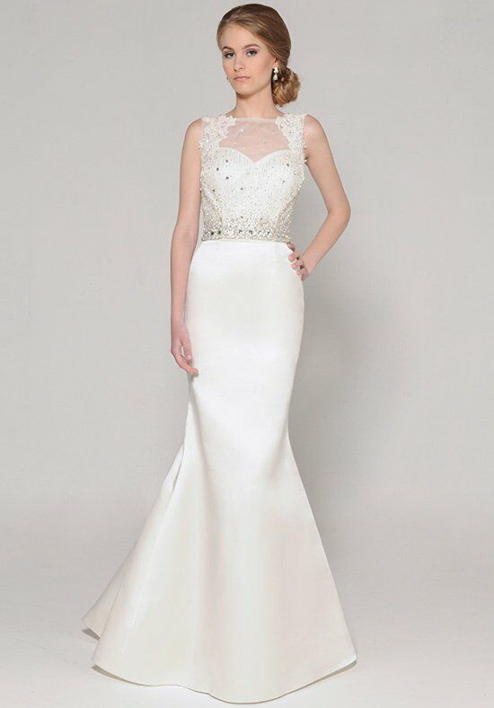 Eugenia Ruby 3942 Sheath Wedding Dress