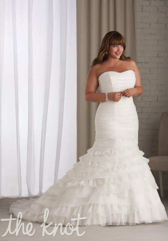 Unforgettable by Bonny Bridal 1201 Mermaid Wedding Dress