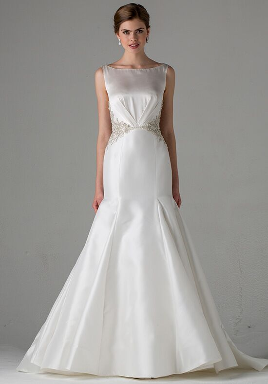 Anne Barge Natalie Mermaid Wedding Dress
