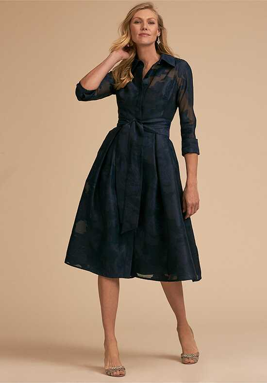 BHLDN (Mother of the Bride) Marta Dress Blue Mother Of The Bride Dress