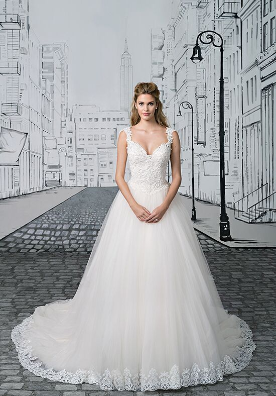 Justin Alexander 8892 Ball Gown Wedding Dress