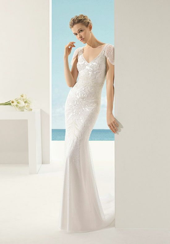 Soft by Rosa Clará Vanity Mermaid Wedding Dress