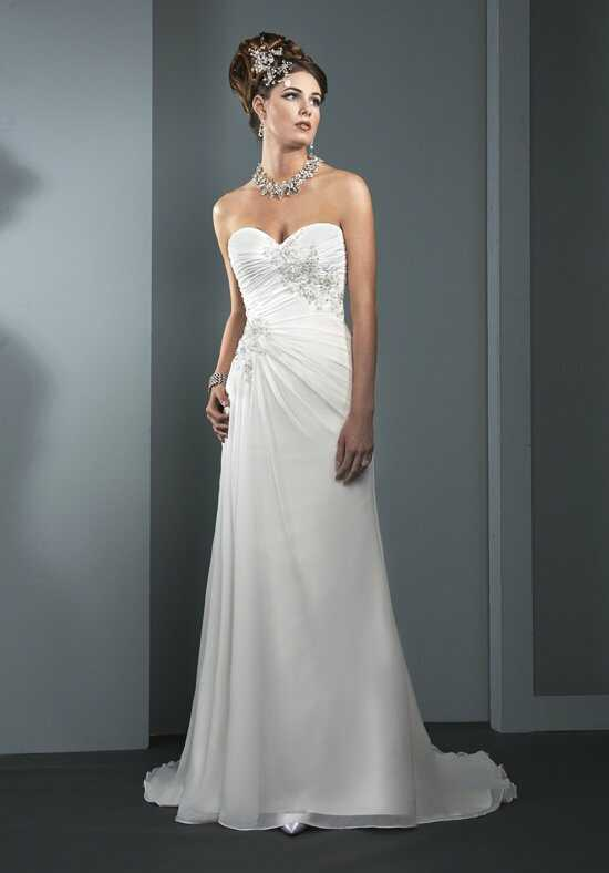 1 Wedding by Mary's Bridal 3Y297 A-Line Wedding Dress
