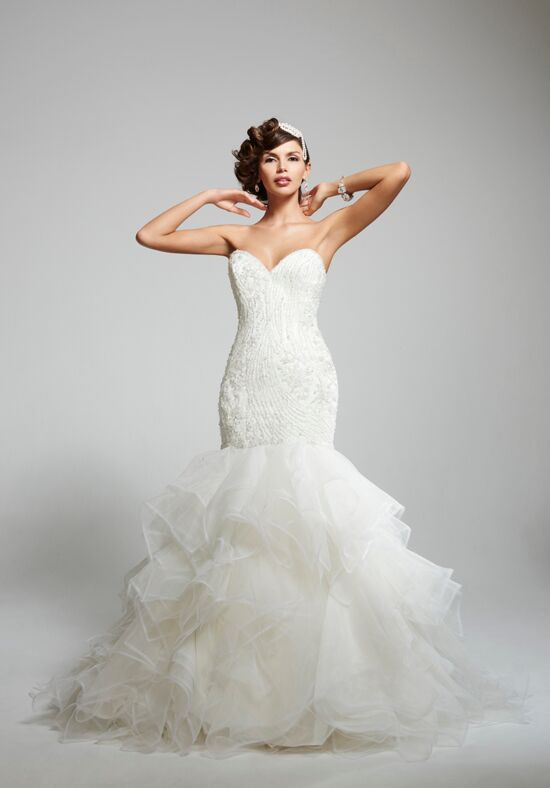 Matty by Matthew Christopher Naomi Wedding Dress - The Knot
