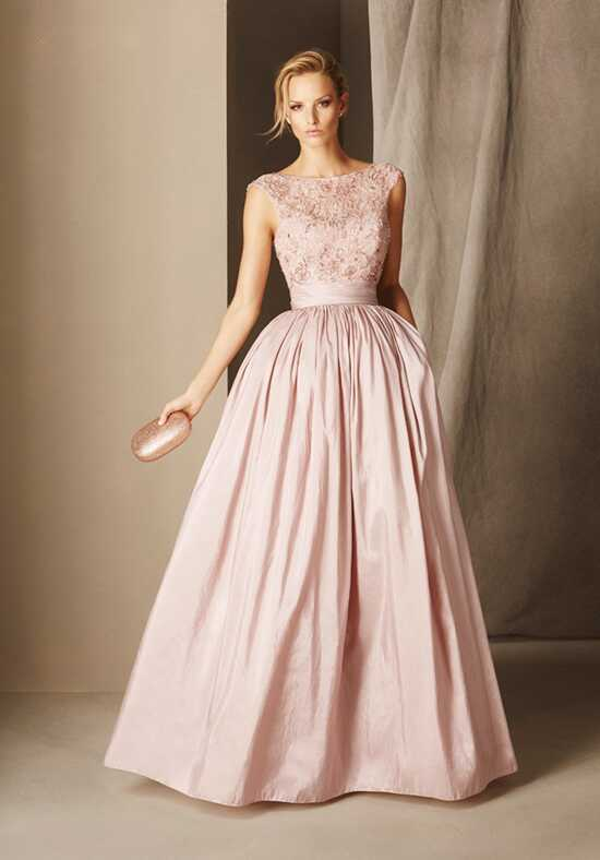 Pronovias Cocktail BINDU Pink Mother Of The Bride Dress