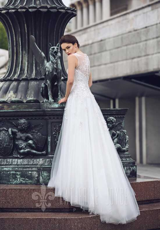 Katherine Joyce Liesing A-Line Wedding Dress