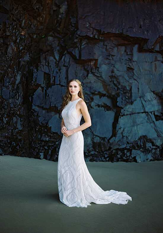 Wilderly Bride Marlowe Sheath Wedding Dress