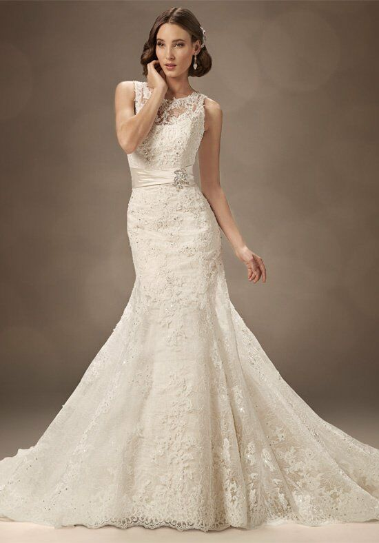 Sophia tolli y11322 lavinia wedding dress the knot for How do you preserve a wedding dress