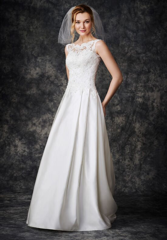 Kenneth Winston: Gallery Collection GA2262 A-Line Wedding Dress