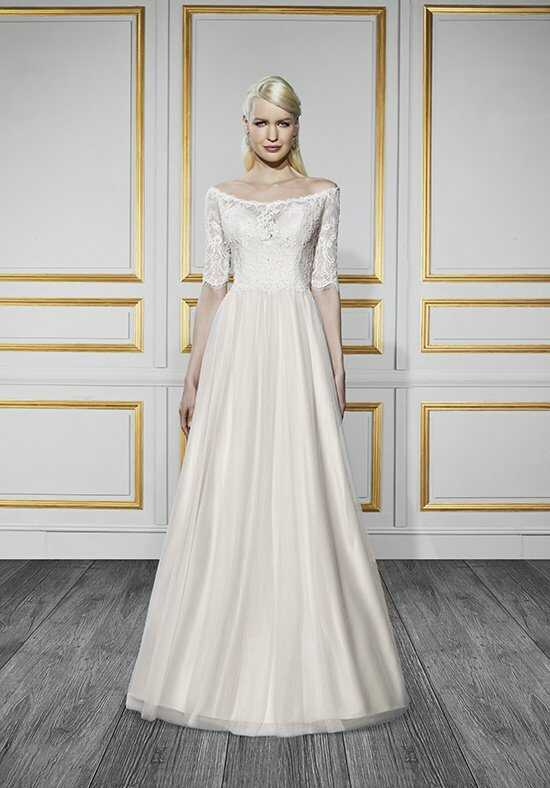 Moonlight Tango T729 A-Line Wedding Dress