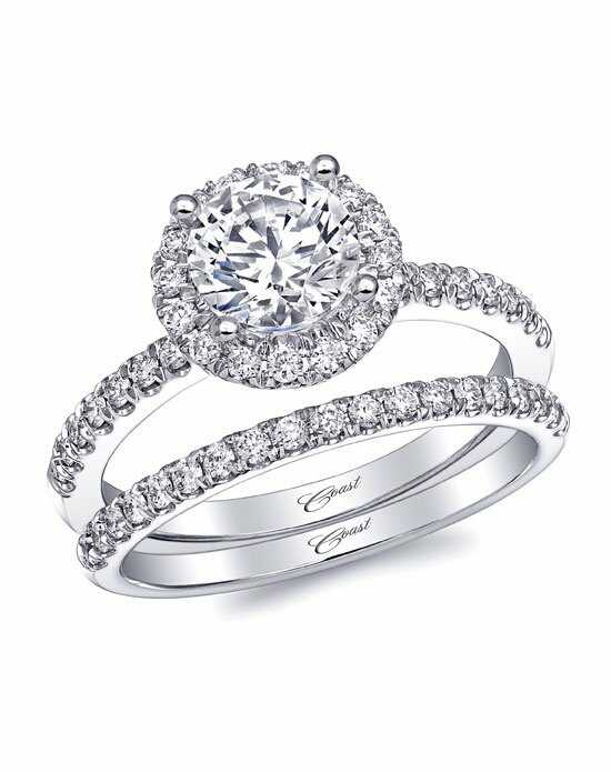 Coast Diamond Charisma Collection - LC5408 & WC5408 Engagement Ring photo