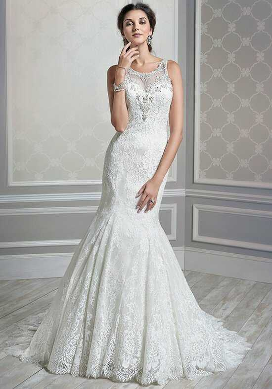 Kenneth Winston 1587 Mermaid Wedding Dress