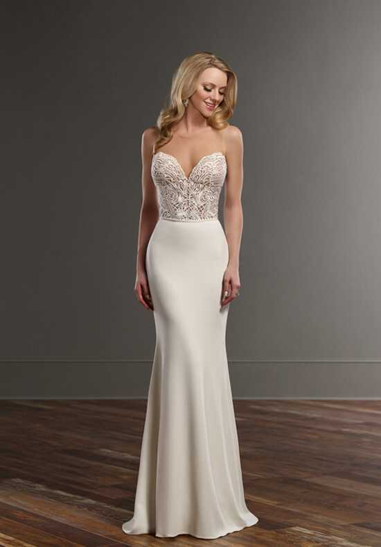 Sheath wedding dresses martina liana junglespirit Choice Image