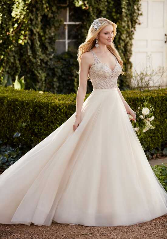 Martina Liana Chelle + Selby A-Line Wedding Dress