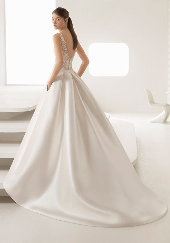 Rosa Clará ARMONIA A-Line Wedding Dress