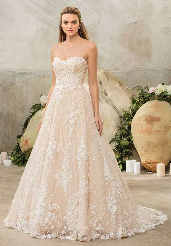 Casablanca Bridal Style 2288 Sienna Ball Gown Wedding Dress