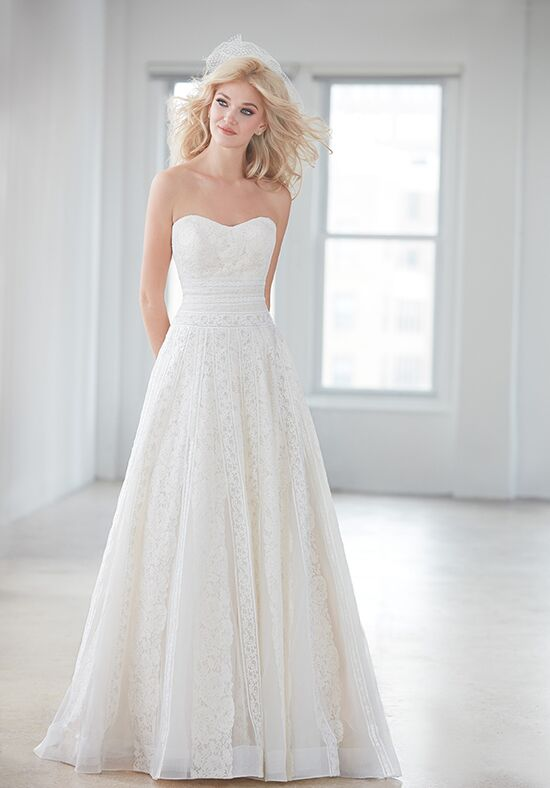Madison James MJ363 A-Line Wedding Dress
