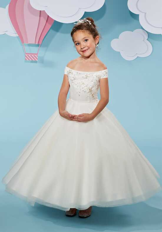 Cupids by Mary's F500 Flower Girl Dress photo