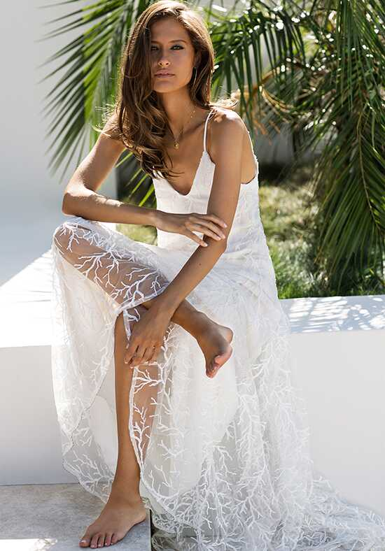 Grace Loves Lace Suki Sheath Wedding Dress