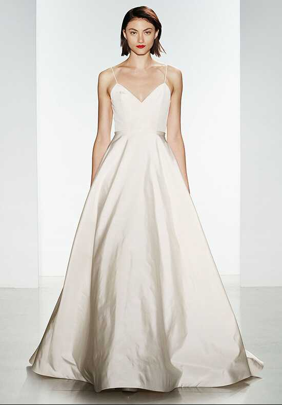 Amsale Rowan Ball Gown Wedding Dress