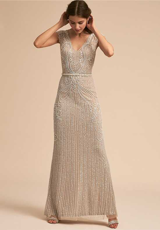 BHLDN Sanders Dress Sheath Wedding Dress