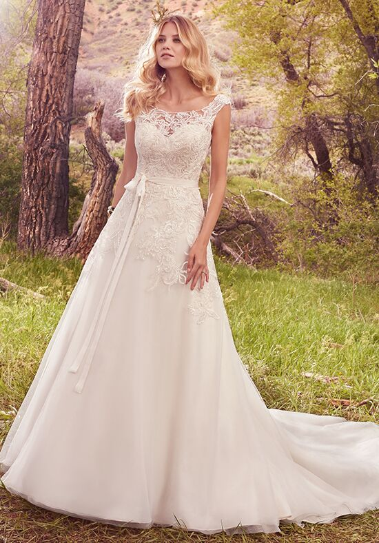 Maggie Sottero Ophelia A-Line Wedding Dress
