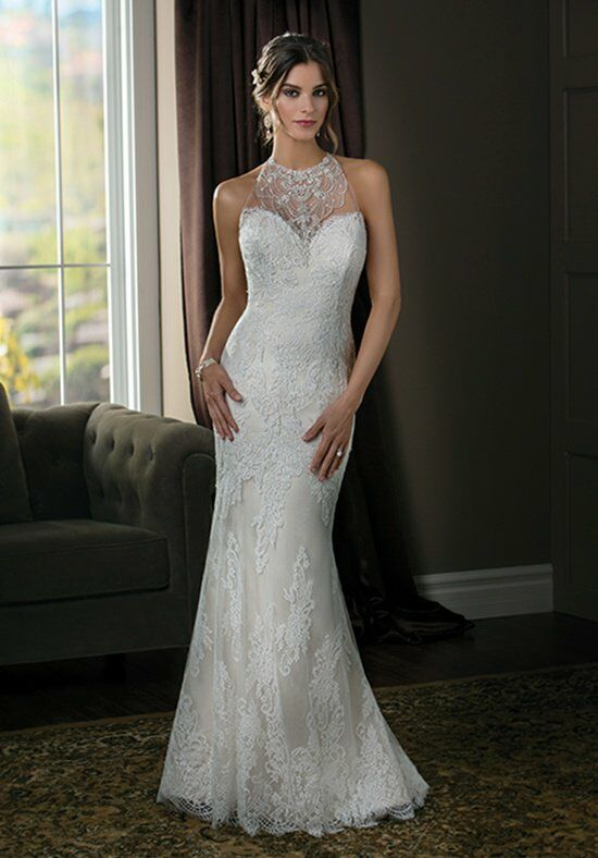 Jasmine Couture T172018 Mermaid Wedding Dress