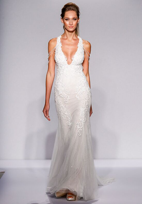Pnina Tornai for Kleinfeld 4436 Mermaid Wedding Dress