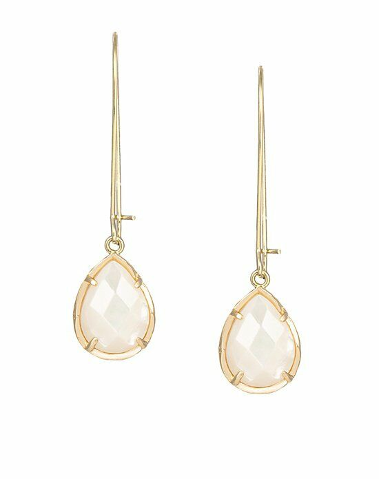 Kendra Scott Dee Earrings in Ivory Wedding Earring photo