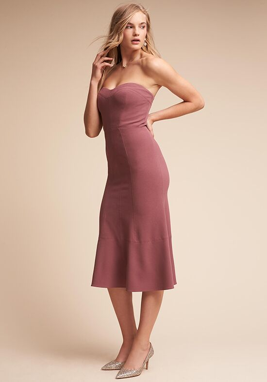 BHLDN (Bridesmaids) Elaine Sweetheart Bridesmaid Dress